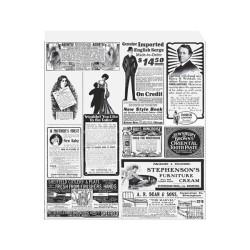 PAPELEIRA BASCULANTE INOX 40LT JOFEL AL74040SV*